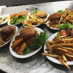 2 Price Burgers All Day!!! Come Join Us!!! #clancysnm #eatfarmington #stayfarmington #burgers #hambu