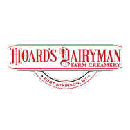 """Established in 1899 by former WI governor Willam Hoard, Hoard's Dairyman Farm & Creamery focuses on stress-free conditions for its herd.  """"A relaxed cow produces superior milk and cheese"""".  From Ft. Atkinson, Wisconsin."""