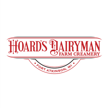 "Established in 1899 by former WI governor Willam Hoard, Hoard's Dairyman Farm & Creamery focuses on stress-free conditions for its herd.  ""A relaxed cow produces superior milk and cheese"".  From Ft. Atkinson, Wisconsin."