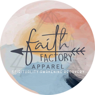 """We all have a journey, a way of seeking & perusing for something beyond ourselves to bring meaning to our lives...  """"Faith FACtORY hopes you will find something inspiring to that process of awakening!  From Brookfield, Wisconsin."""