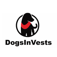 DogsInVests began with a dream to help others in their area to become more independent. They strive to empower individuals with special needs by providing them with custom trained service dogs. Their goal is to facilitate specialized training, education, and ensure the placement of service dogs to individuals with autism, without causing financial burdens on themselves or their families.  From Palmyra, Wisconsin.