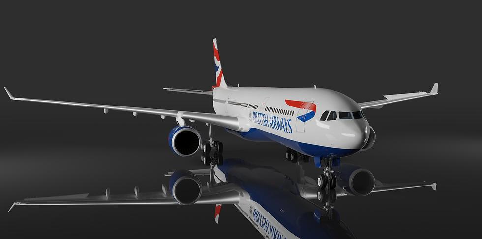 airbus a330-300 British Airways.png