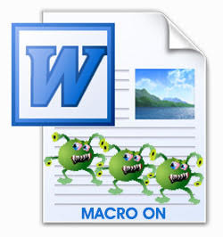 GandCrab ransomware and Ursnif virus spreading through the MS Word macros