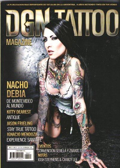 dgn magazine