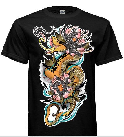 Snake Shirt