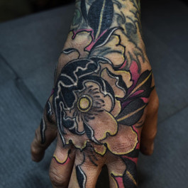 Peiony Tattoo