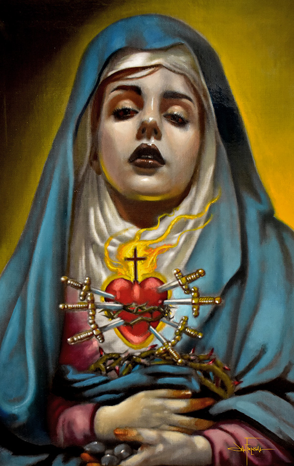Our Lady of Seven Sorrows