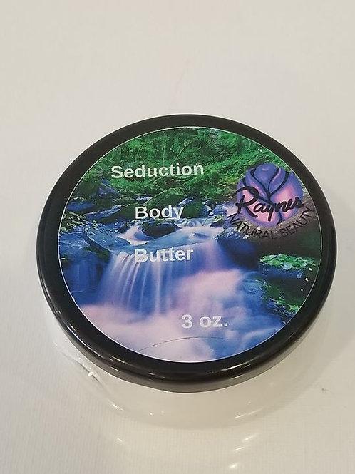 3 oz Seduction Body Butter