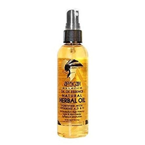 African Essence Herbal Oil 4oz