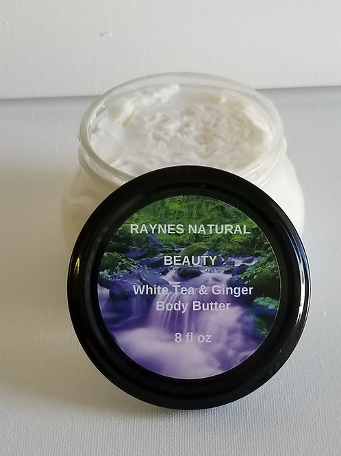 8oz Body Butter and 3 oz Body Butter