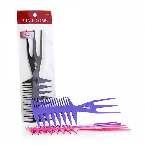 Annie 3 in 1 Comb Assort Large