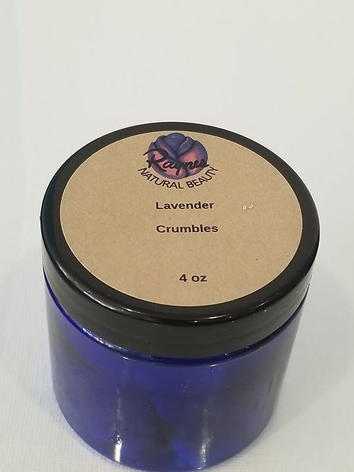 Lavender Crumbles