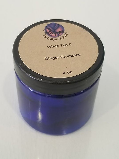 White Tea & Ginger Candle Crumbles