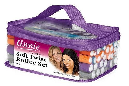 Annie Soft Twist Roller Set