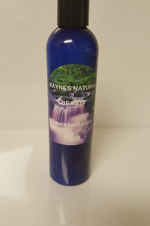 8 oz Lavender Lotion