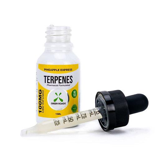 Green Roads 100 mg Pineapple Express Vape Tincture