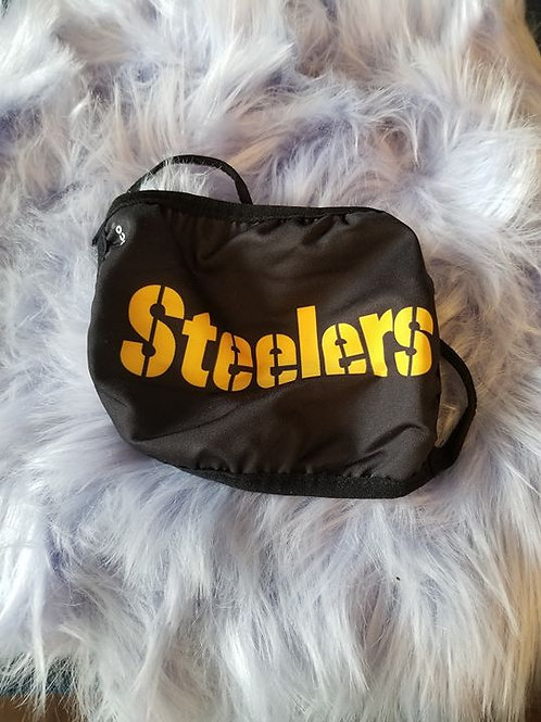 Steeler Face Mask