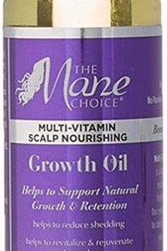 The Mane Choice Hair Growth Oil 4oz