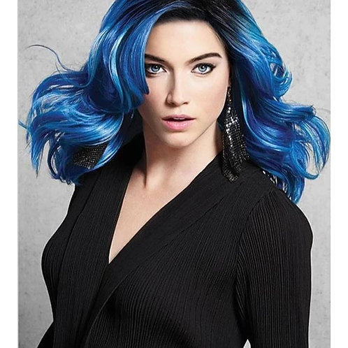 Blue Wave Synthetic Wig (Basic Cap)