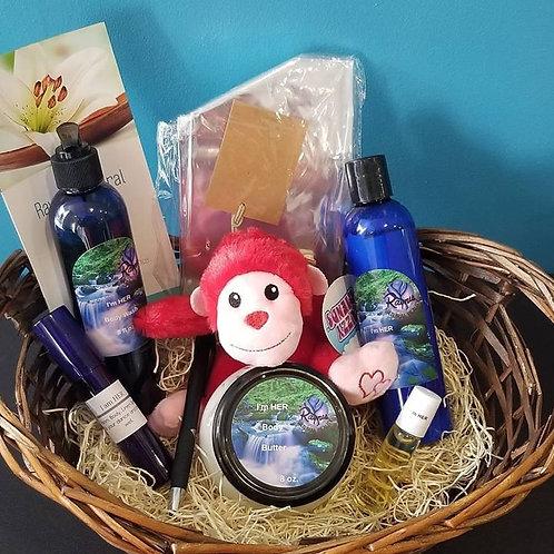 $40 Valentines Day Gift Basket