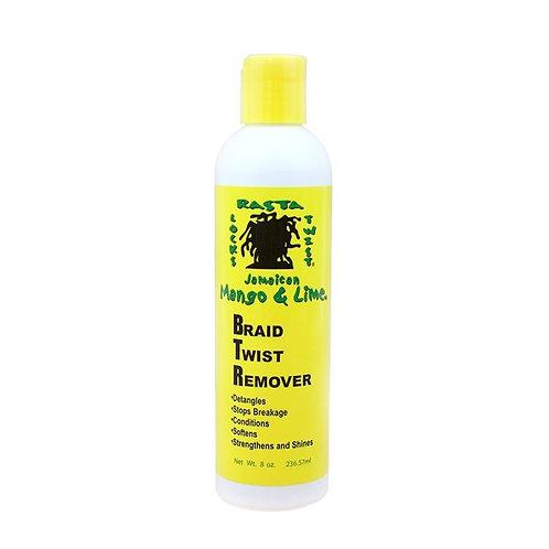 Braid Twist Remover Jamaican Mango & Lime