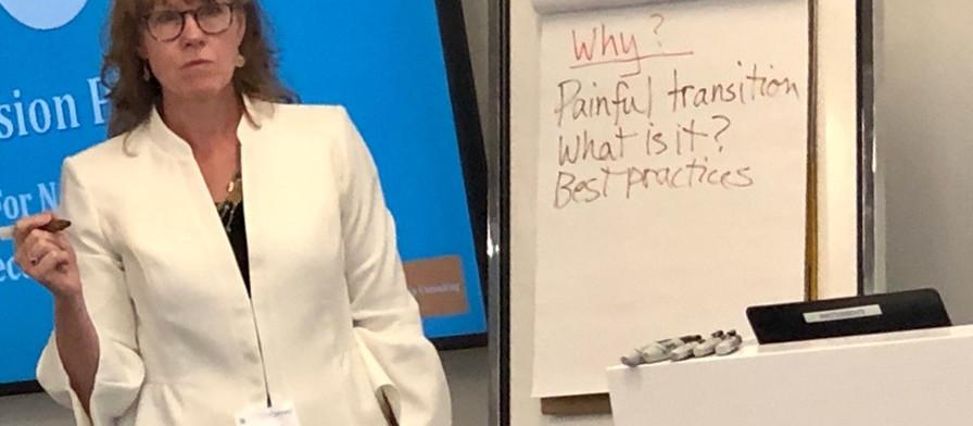 VolunteerConnect  Leadership Forum:  Executive Director Succession Planning
