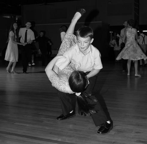 Nexus Swing Dancing