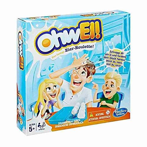 Ohwei Eier-Roulette Spiel, Hasbro