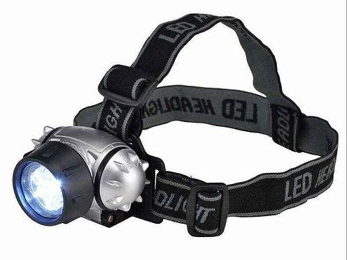 Stirnlampe LED, Helmleuchte