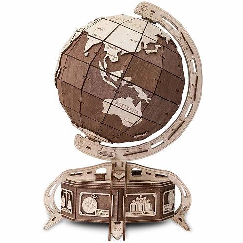 3d Globus Bausatz