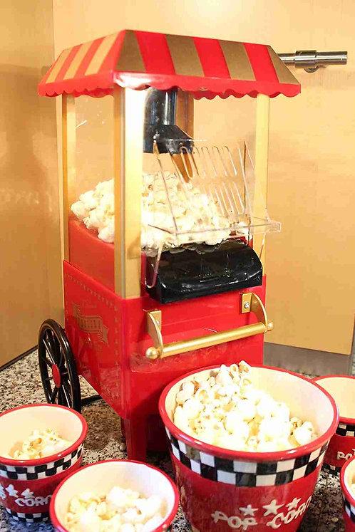 Retro Popcornmaschine