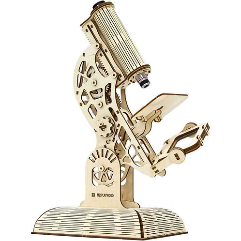 Playwood Mikroskop Bausatz
