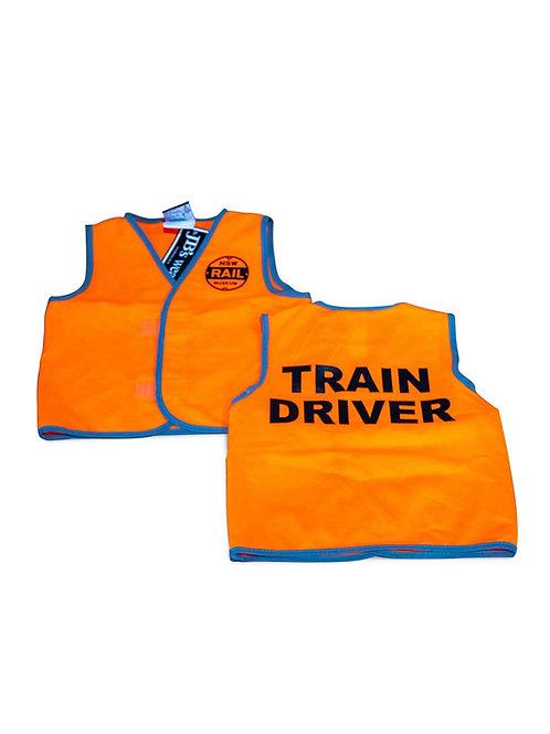 NSW Rail Museum Hi-Vis Kids Vest