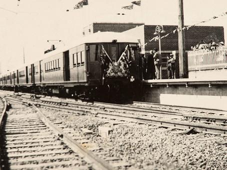 Cronulla line celebrates 80 years