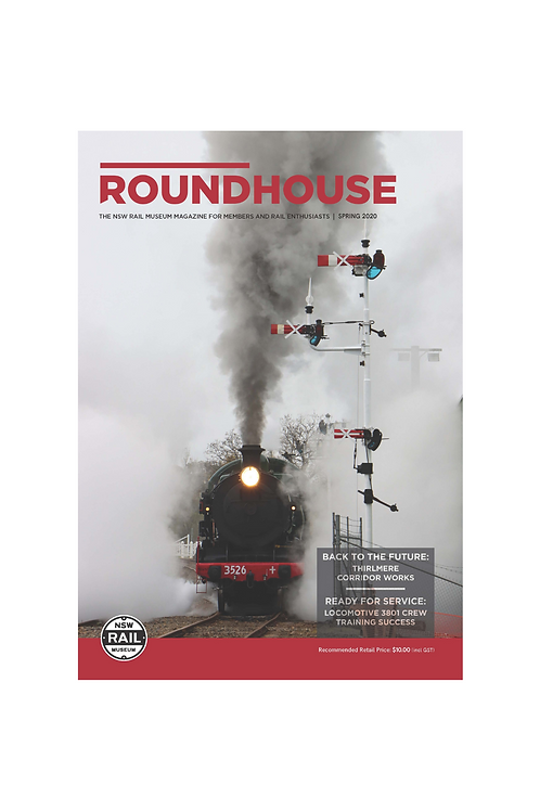 Roundhouse Magazine: Spring 2020 Edition