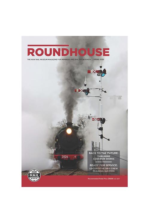 Roundhouse Magazine: Spring 2020 Edition