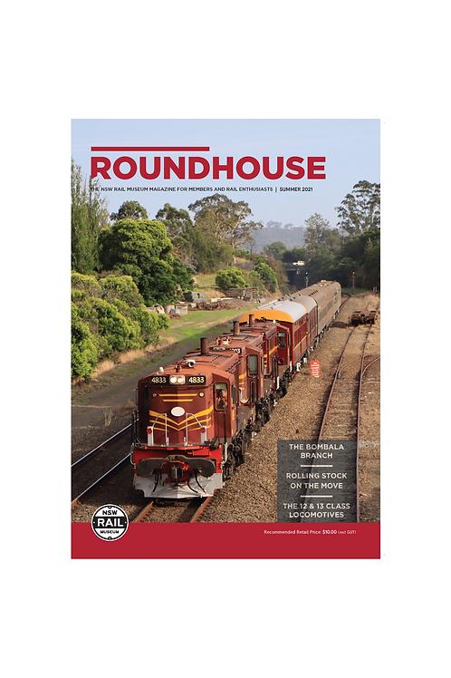 Roundhouse Magazine: Summer 2020 Edition