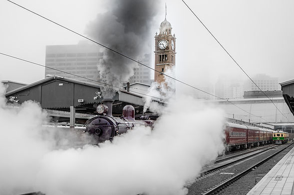 Locomotive 3265 - Transport Heritage Exp