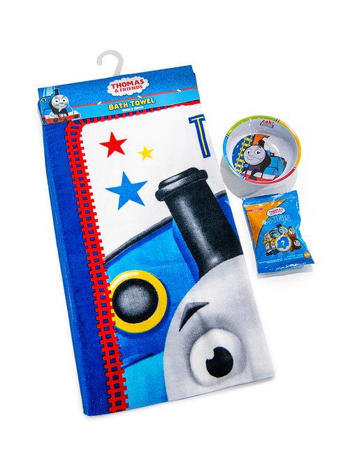 Thomas & Friends - Bath Towel Bundles