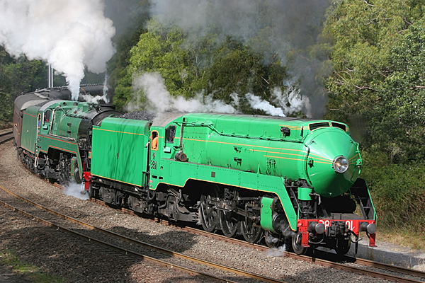 The way forward for two much loved steam locomotives 3801 3830