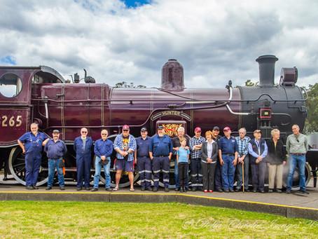 The NSW 32 class locomotives