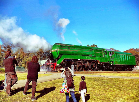 NSW Rail Museum reopens