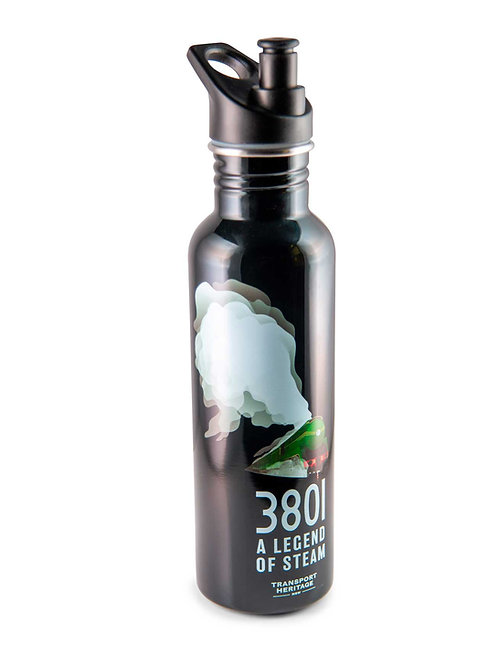 Locomotive 3801 Drink Bottle