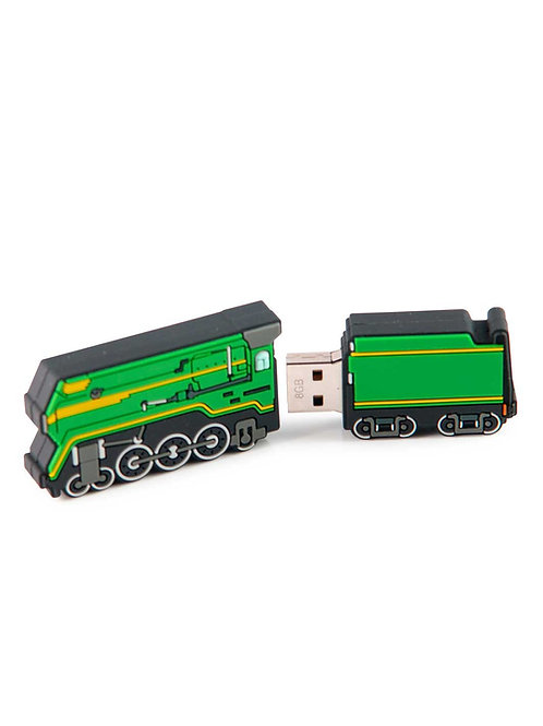 Locomotive 3801 USB