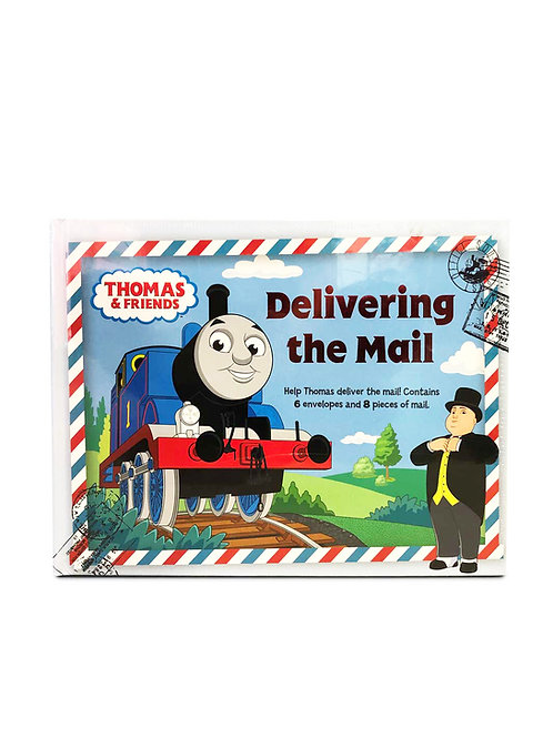 Thomas & Friends - Delivering the Mail Book
