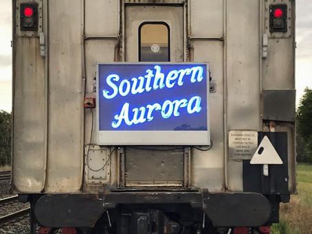 Southern Aurora update