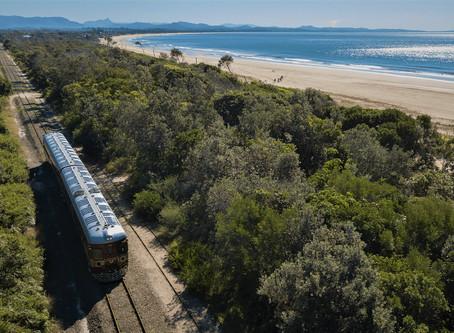 Second year for Byron Solar Train