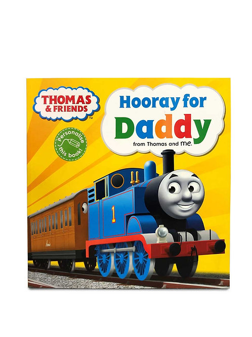 Thomas & Friends -Hooray for Daddy Book