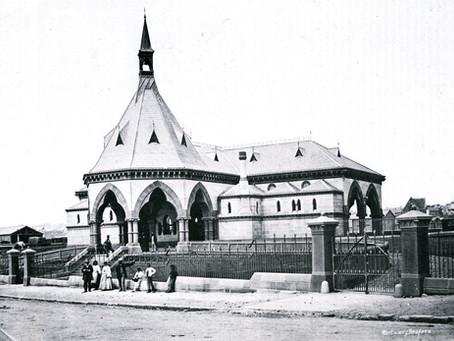 Mortuary Station celebrates 150 years