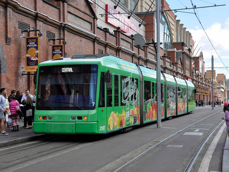 First tram acquired for the State Collection